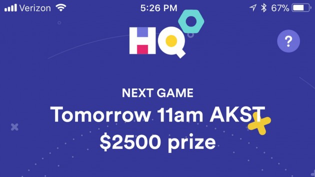 HQ Trivia: Popular Game Finds Ways to Avoid Awarding Prizes